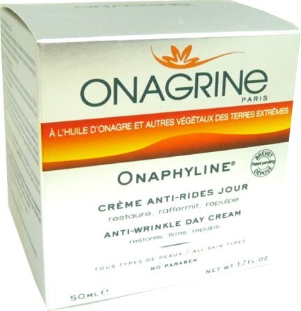 onagrine onaphyline creme anti rides jour 50ml. Black Bedroom Furniture Sets. Home Design Ideas