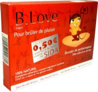 B.LOVE BOOSTER DE PERFORMANCE SEXUELLE HOMME