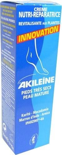 akileine pieds tres secs peau mature 50ml. Black Bedroom Furniture Sets. Home Design Ideas